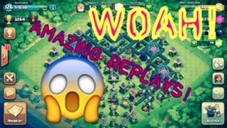 "CLASH OF CLANS:EPIC DEFENSE! EPIC RAIDS!(OMG)""CLASH OF CLANS EPIC DEFENSE+EPIC RAID""(AMAZING)"