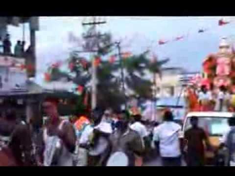 Hindu Munnani Tirupur North Vinayagar Sathurthi Rally 2013 by R R Murrugesan 9944448844