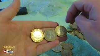£2 Coin Hunt - The Amazing Finds Keep Continuing 😊😊😊 - £100 In £2 Coins - UK Coin Hunter