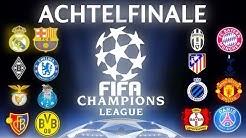 FIFA Champions League Konferenz | Achtelfinale | Rückspiele | MarcSarpei