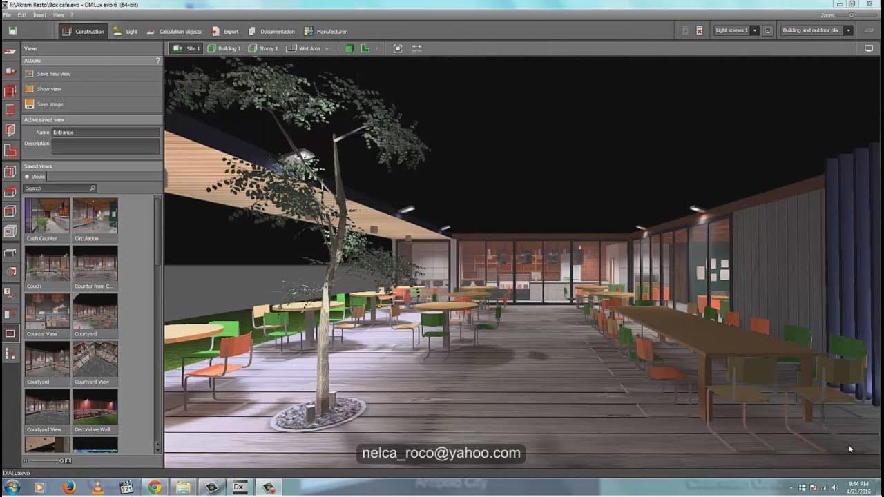 Interior Lighting Design Software