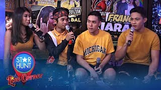 LIVE: Star Hunt Live Corner Hosted by Sky with Wealand, Akie, Argel, and Kiara | August 21, 2019