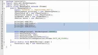 Tutorial 11 Parte 1/2 Java NetBeans WWW.INQUISIDORES.NET JList, JComboBox, ArrayList