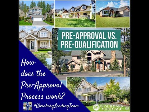 how-does-a-mortgage-pre-approval-work?
