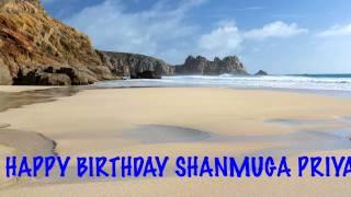 ShanmugaPriya   Beaches Playas - Happy Birthday