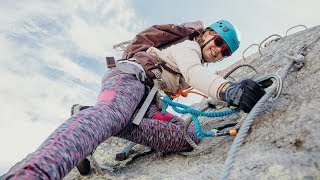 Learn More About Mammoth's Via Ferrata