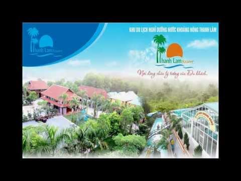 Khu du lịch nghỉ dưỡng nước khoáng nóng - Thanh Lâm resort