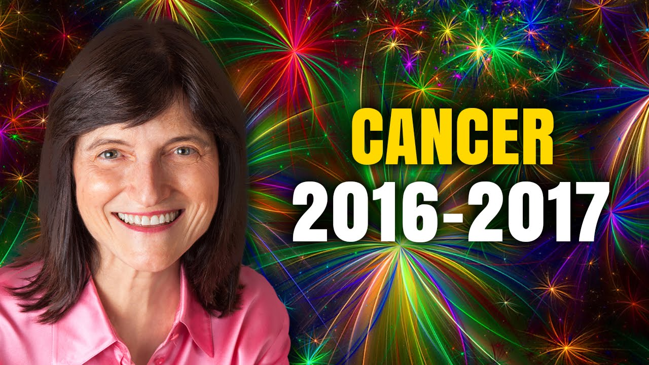 cancer 2016 2017 astrology predictions barbara goldsmith youtube. Black Bedroom Furniture Sets. Home Design Ideas