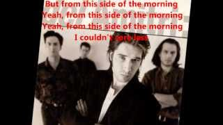 This Side of The Morning (Del Amitri Waking Hours)