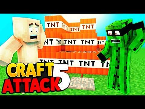 TNT RACHE AN PETRIT GEHT SCHIEF | CRAFT ATTACK 5