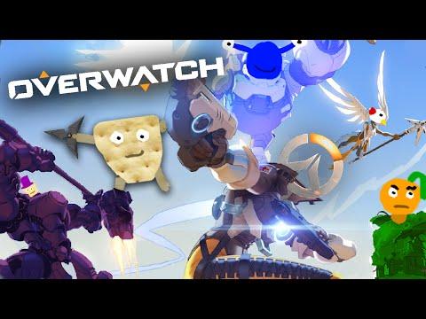 Overwatch mit den MONGOS 「Streamaufzeichnung」