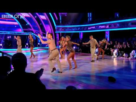 Group Dance Jive - Strictly Come Dancing 2010 Week 4 - BBC One