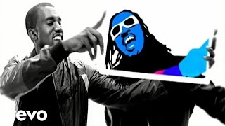 Repeat youtube video Kanye West - Good Life ft. T-Pain