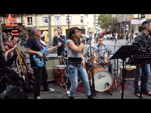 Stand Up fete de la musique St Michel 2015 video 2