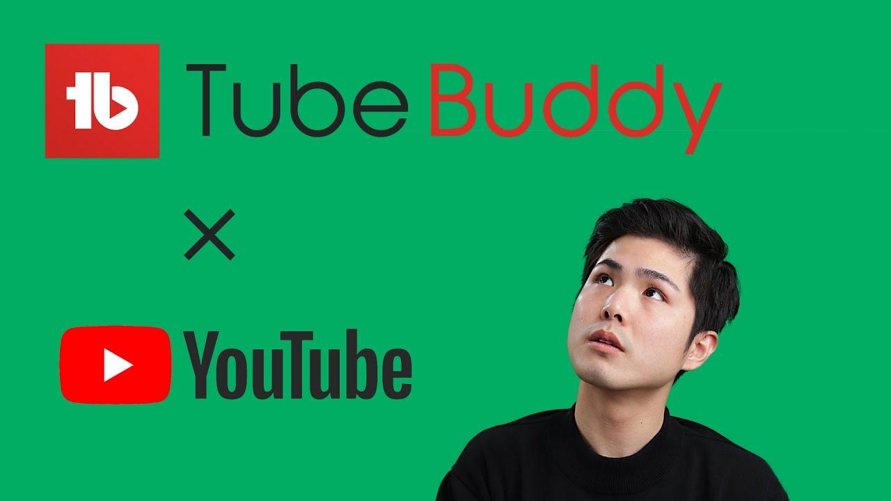 TubeBuddyのおかげでYouTube動画の再生回数が激伸び!【使い方の解説あり】