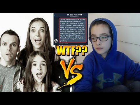 Deaf Fortnite Pro Ewok Accuses Eh Bee Family Of Mocking Her For Being Deaf!