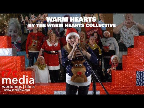 LET'S GET THIS SONG TO CHRISTMAS NUMBER ONE!!! Warm Hearts