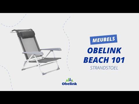 Er Was Eens Strandstoel.Obelink Beach Strandstoel Opzetten Instructievideo