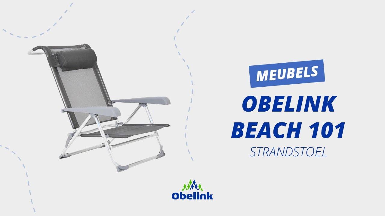 Pro Beach Strandstoel.Obelink Beach Strandstoel Opzetten Instructievideo Obelink
