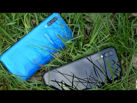 Xiaomi Redmi Note 7 против Samsung Galaxy A50. Два хита 2019 года! / Арстайл /