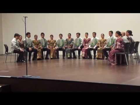 Coro Madrigal Singers de Manila  VIDEO II.wmv