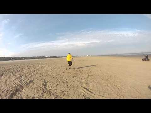 GOPRO Tim and wayne kite buggy jump