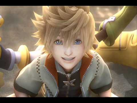 Kingdom Hearts II OST - Roxas' Theme (Extended) High Quality