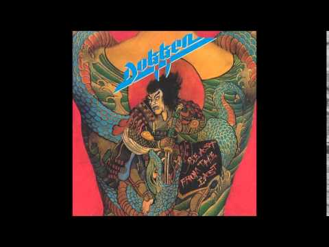 Dokken  Into The Fire    HQ Audio
