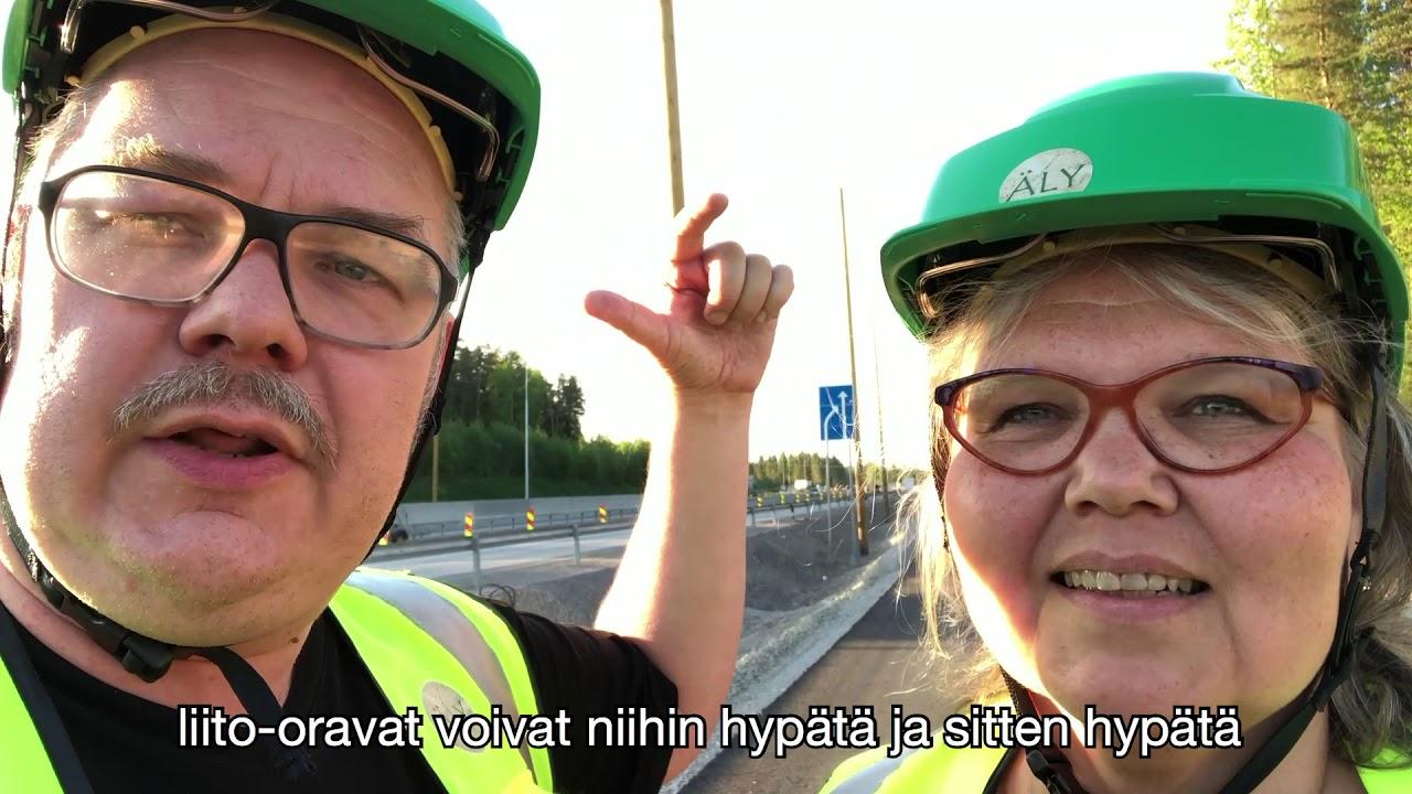 Kirri Tikkakoski Moottoritie