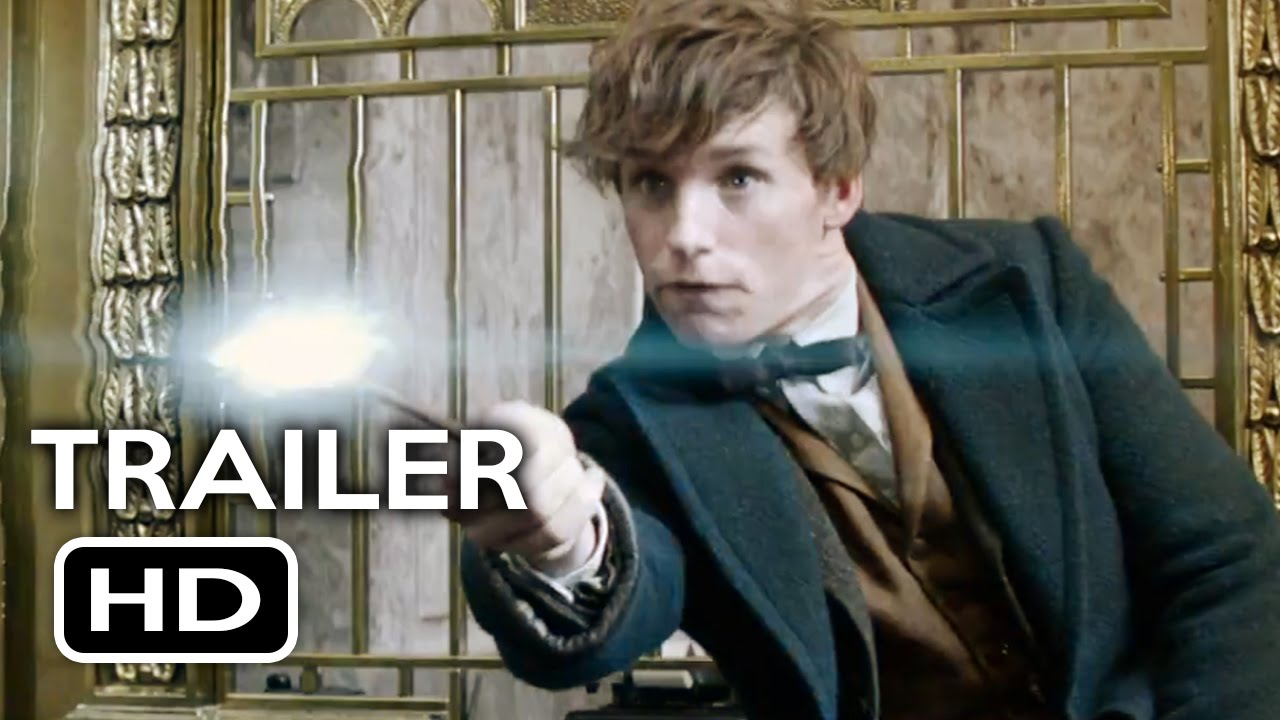 Download Fantastic Beasts and Where to Find Them Official Trailer #1 (2016) J.K. Rowling Fantasy Movie HD