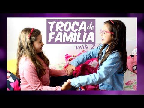 TROCA DE FAMÍLIA - PARTE 2 (ft. DIÁRIO DA MAFER) - Luiza Vinco