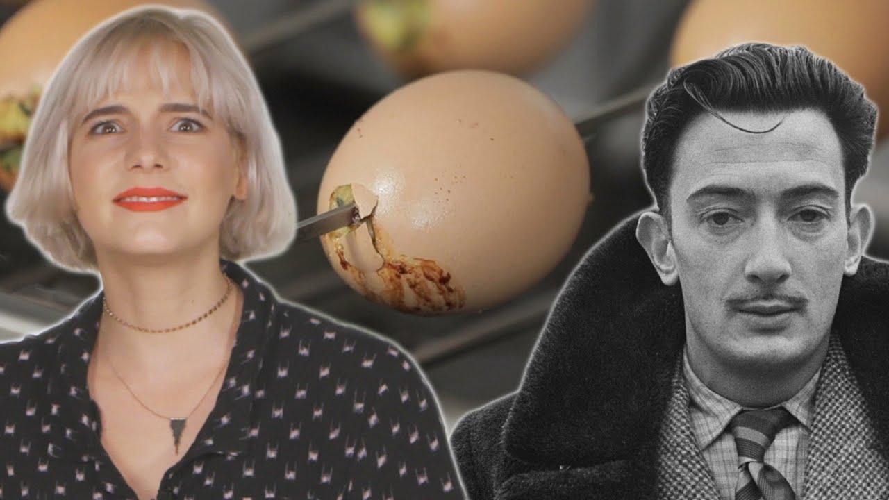 maxresdefault - We Tried Salvador Dali's Strange Egg Recipe