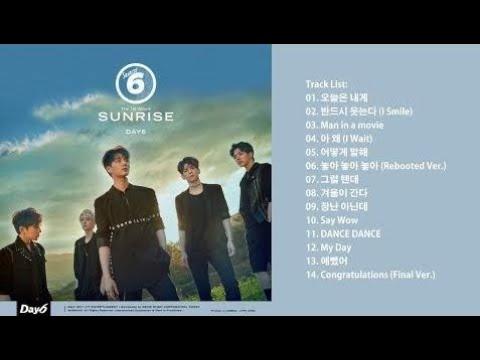 [FULL ALBUM] DAY6 - SUNRISE #2