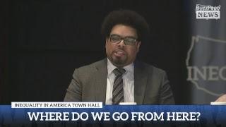 Inequality Town Hall with Bernie Sanders