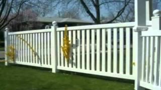 Vinyl Fencing Milwaukee | Call 414-235-0173