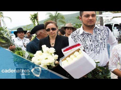 Crónica del funeral de  Joan Sebastian
