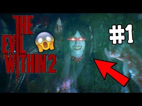 Starting Me Hi *CHASE SCENE* ? | EVIL WITHIN 2 #1 |
