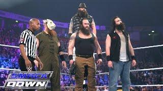 Bray Wyatt challenges The Brothers of Destruction for Survivor Series: SmackDown, Nov. 12, 2015