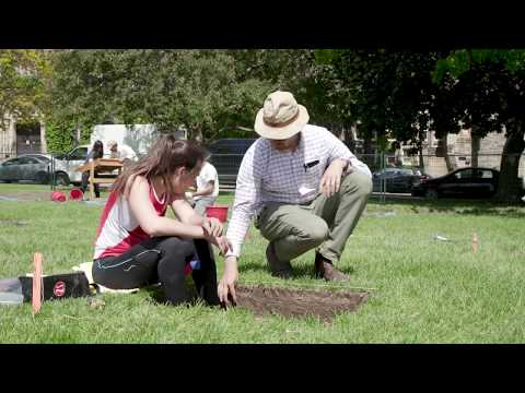University of Toronto: Digging up Canadian history