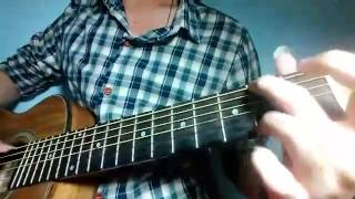 Sick enough to die - MC Mong ft. Mellow (Fingerstyle cover)
