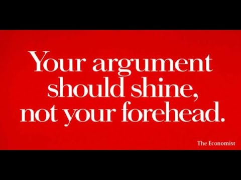 The Economist Top Ads