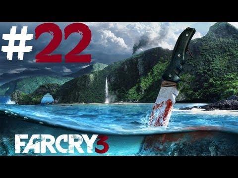 Far Cry 3 - Walkthrough - Part 22 - Crocodile Attack!