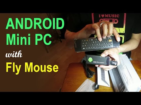Android Mini PC (part 1) - Trouble with WiFi Network