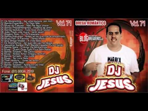 CD COMPLETO DJ JESUS ROMANTICO VL 71