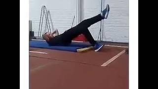 Тренировка силы мышц ног на прыгучесть