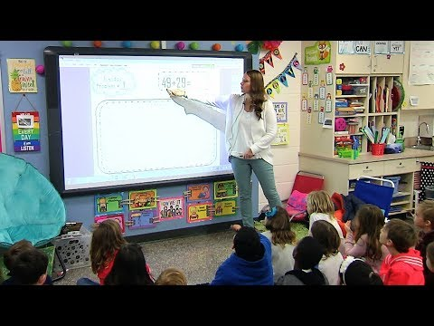 Today's Classroom - Pinchbeck Elementary School
