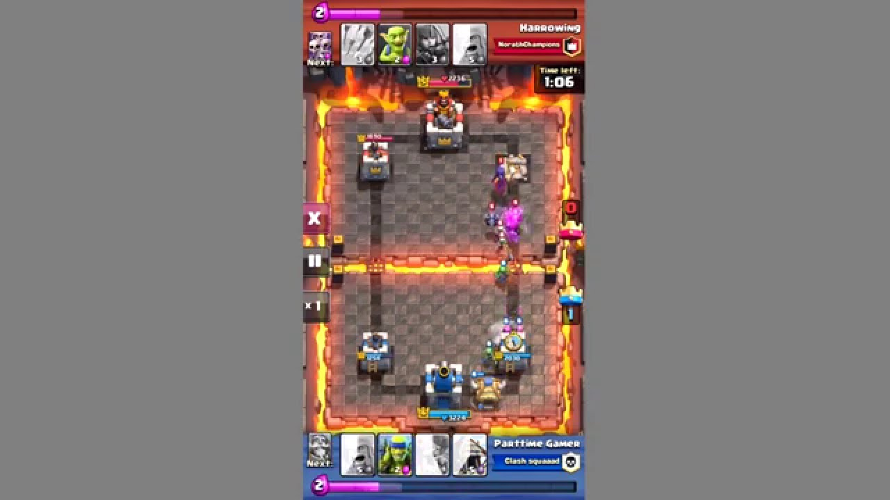 how to get to arena 2 in clash royale