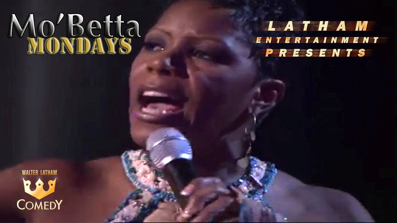 """It Don't Have To Be Big To Be Good"" Sommore ""Latham Entertainment Presents &quo"