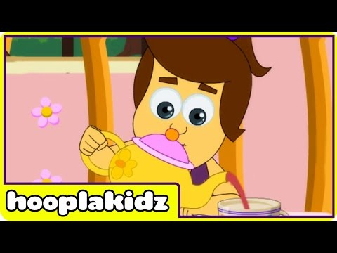 Polly Put The Kettle On | Nursery Rhymes | Fun Nursery Rhymes Songs by Hooplakidz