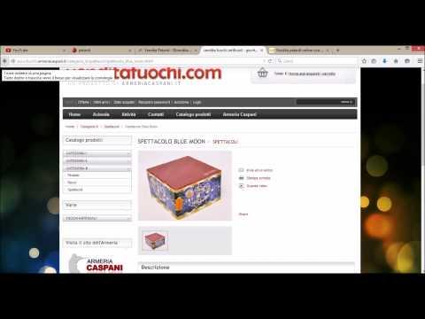 Siti sicuri e non per comprare petardi online youtube for Siti per comprare mobili online